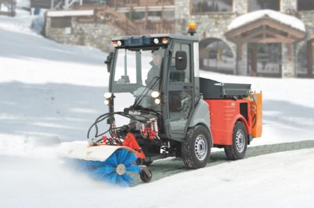 Citymaster 1250plus Winterdienst